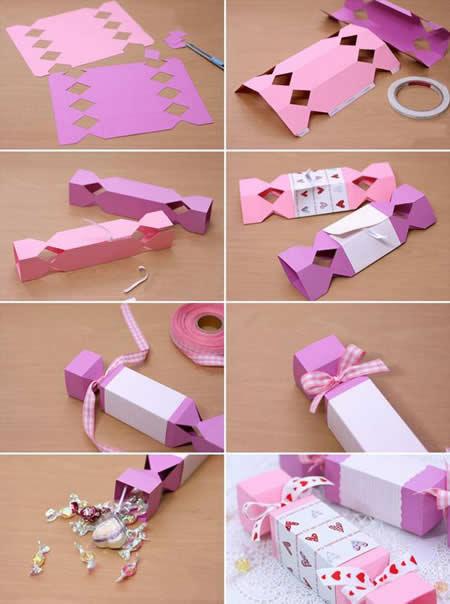 میوه نمدی بسته بندی هدیه نوروزی با جعبه کادویی مدل شکلات